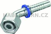 Hydraulické koncovky metrické DKL-45  - 1