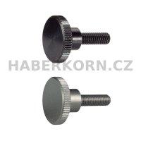 Rýhovaný šroub vysoký DIN 464  - 1