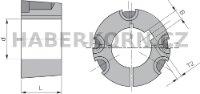 Upínací pouzdro Taper Lock  - 2