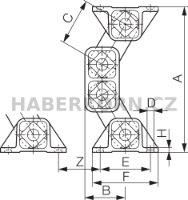 Vibrační jednotka typ AB-HD  - 2