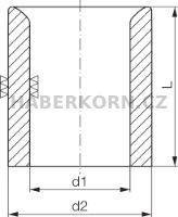 Vrtací pouzdro DIN 179 A  - 2