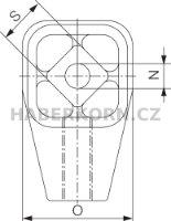 Vibrační jednotka typ AV  - 3