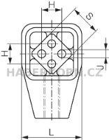Pohonný kloub typ ST  - 3
