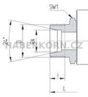 Připojení DIN 2353 S - těžká řada  - 3